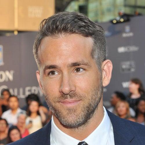 Celebrity Hairstyles - Ryan Reynolds