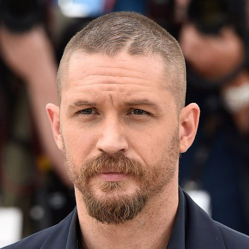 Celebrity Hairstyles - Tom Hardy