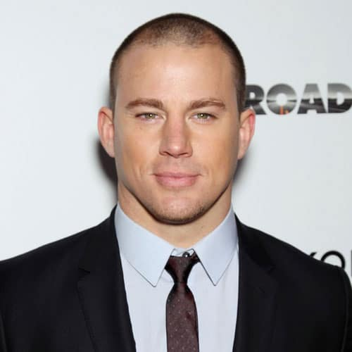 Channing Tatum Haircut