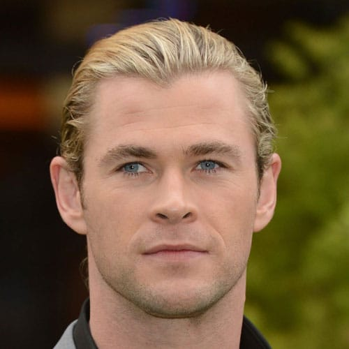 Chris Hemsworth Haircut Men S Hairstyles Haircuts 2017