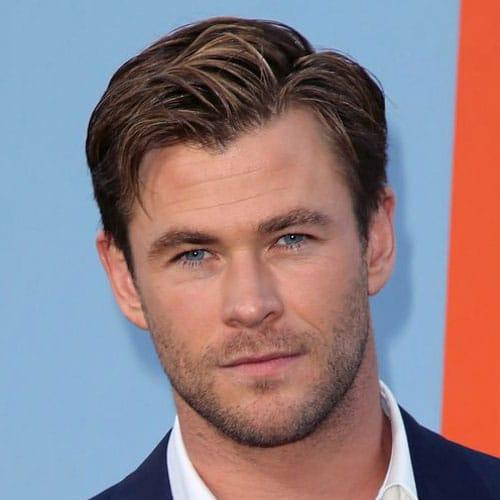 Chris Hemsworth Short Hair