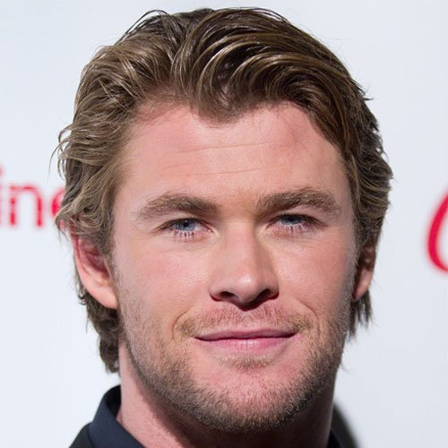 Chris Hemsworth Fashion Style