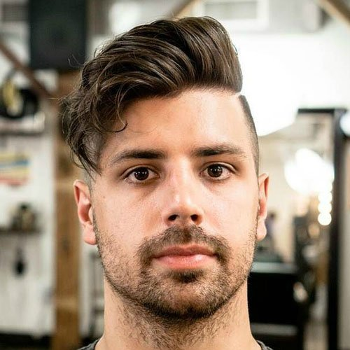 Cool Hairstyles For Men With Round Faces