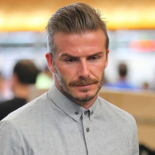 Swell David Beckham Hairstyles Men39S Hairstyles And Haircuts 2017 Short Hairstyles Gunalazisus