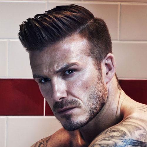 Awe Inspiring David Beckham Hairstyles Men39S Hairstyles And Haircuts 2017 Short Hairstyles Gunalazisus