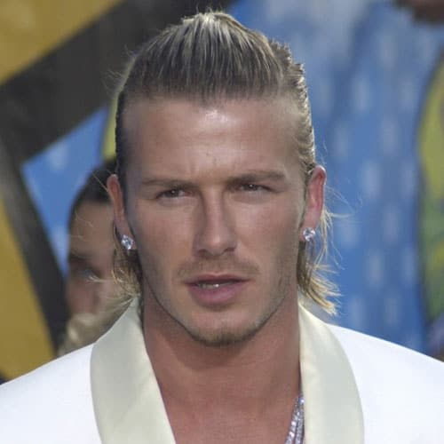 Fabulous David Beckham Hairstyles Men39S Hairstyles And Haircuts 2017 Short Hairstyles Gunalazisus