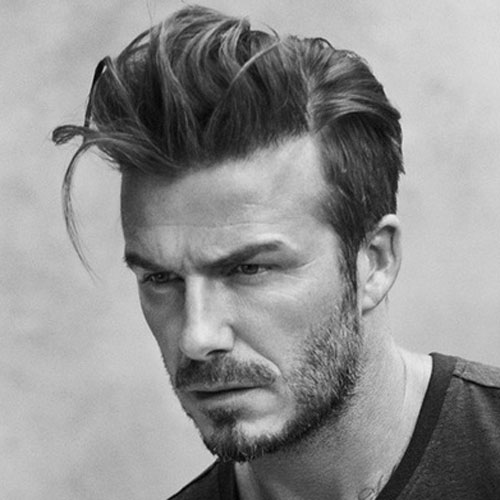 Pleasant David Beckham Hairstyles Men39S Hairstyles And Haircuts 2017 Short Hairstyles Gunalazisus