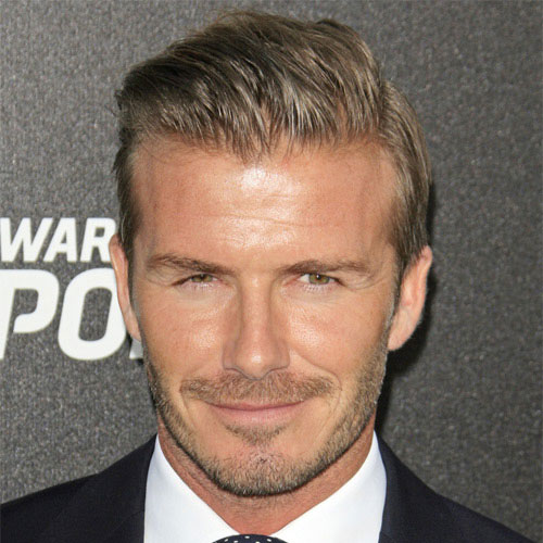 David Beckham Hairstyles Mens Hairstyles Haircuts - Latest hairstyle of beckham