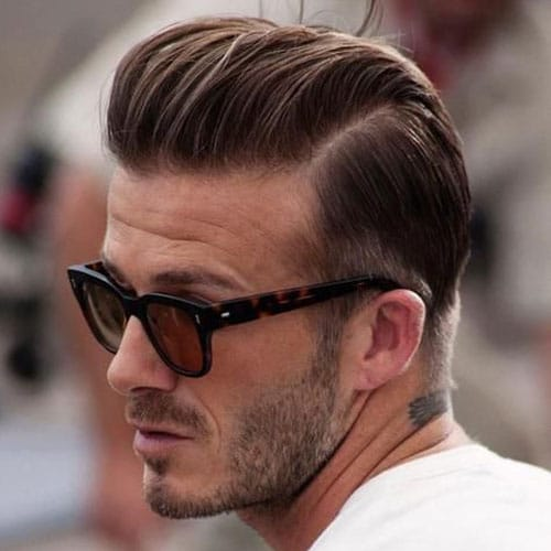 David Beckham Hairstyles Men S Hairstyles Haircuts 2019