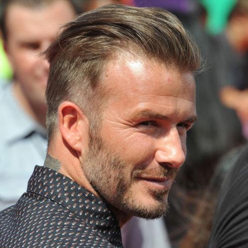 Awesome David Beckham Hairstyles Men39S Hairstyles And Haircuts 2017 Short Hairstyles Gunalazisus