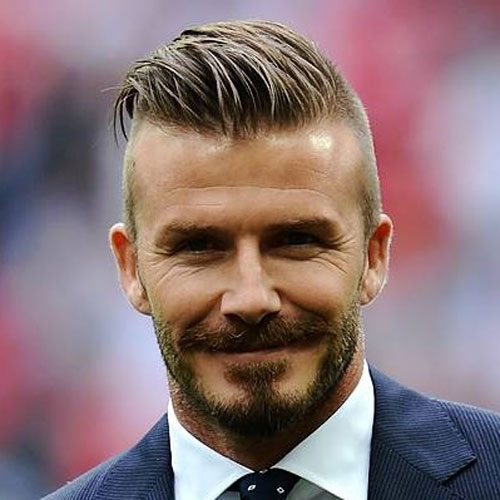 Admirable David Beckham Hairstyles Men39S Hairstyles And Haircuts 2017 Short Hairstyles Gunalazisus