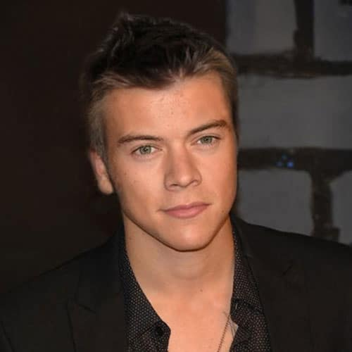 Harry Styles New Short Hair