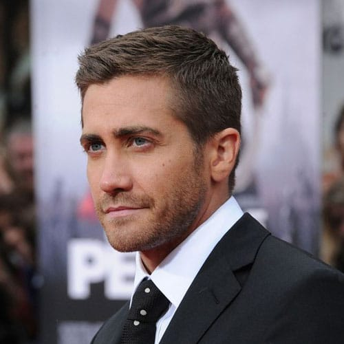 Jake Gyllenhaal Haircut | Men's Hairstyles + Haircuts 2017 Jake Gyllenhaal