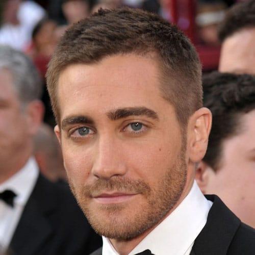 Long Crew Cut Men Jake Gyllenhaal Haircu...