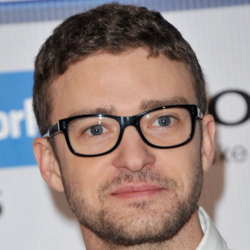 Justin Timberlake Short Hair