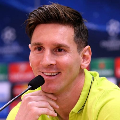 Lionel Messi Haircut Men S Hairstyles Haircuts 2017