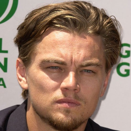 Leonardo DiCaprio Long Hairstyles