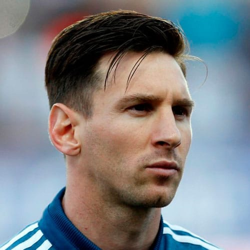 Lionel Messi shows off new haircut as he gears up for the new La ...