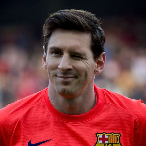 Lionel Messi Latest Hairstyle - Celebrity Hairstyles - Hairstyle ...