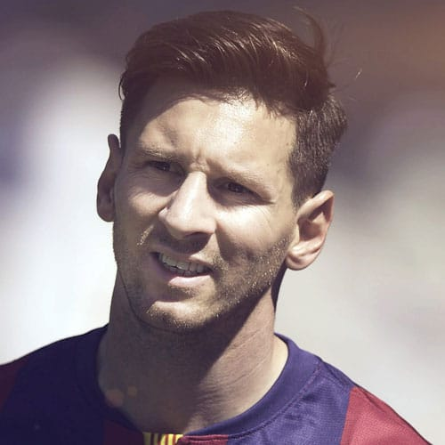 New Lionel Messi Hairstyle 2016 - Best Hairstyle 2017