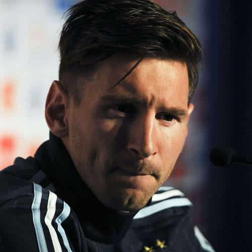 The Best Lionel Messi Haircuts & Hairstyles (2020 Update)