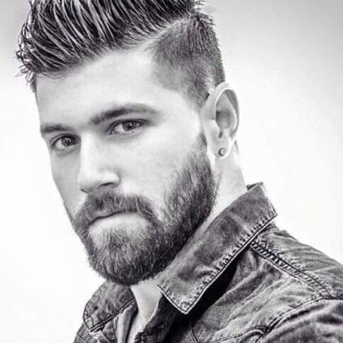 Super 51 Best Hairstyles For Men In 2017 Men39S Hairstyles And Haircuts Short Hairstyles For Black Women Fulllsitofus
