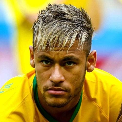 Neymar Hair
