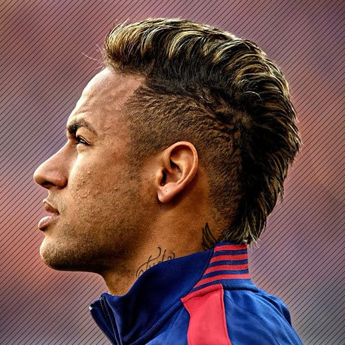 Neymar Mohawk