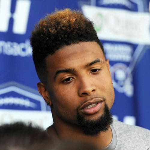 Odell Beckham Jr Hairstyle