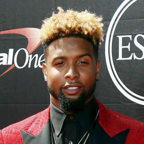Odell Beckham Jr Haircut 2019 Men S Hairstyles