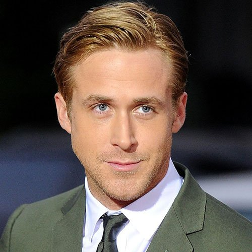 Ryan Gosling Haircut
