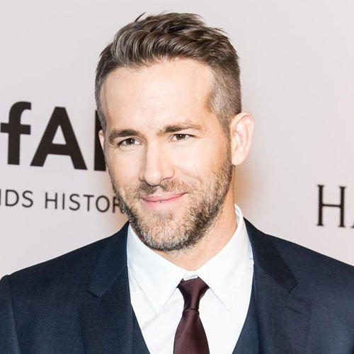 The Best Ryan Reynolds Haircuts Hairstyles 2020 Update