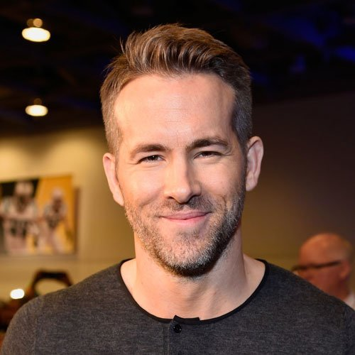 Ryan Reynolds Haircut