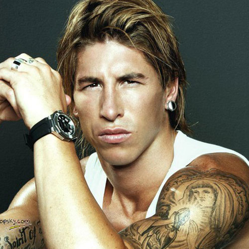 Tremendous Sergio Ramos Haircut Men39S Hairstyles And Haircuts 2017 Hairstyle Inspiration Daily Dogsangcom