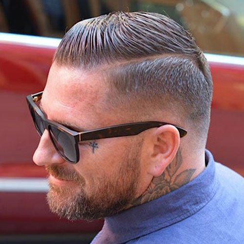 Short Hairstyles For Round Faces Young : Best hairstyles for men with round faces mens