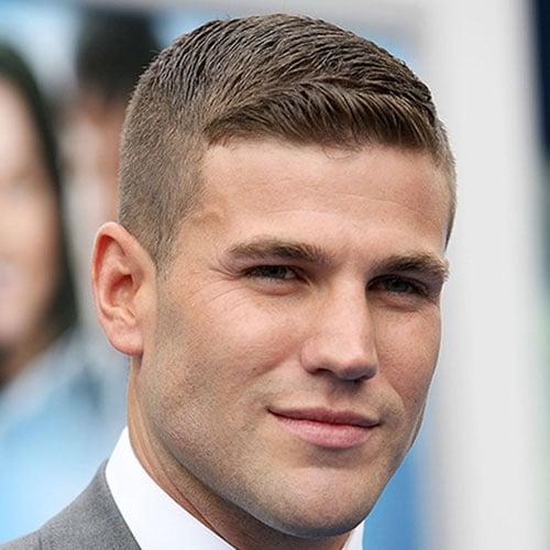 Ivy League Haircut A Classy Crew Cut Men S Hairstyles