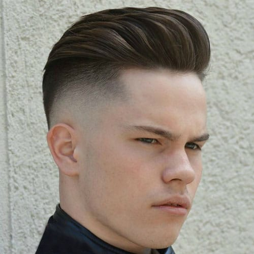 Undercut with Long Top