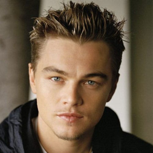 Leonardo DiCaprio Haircut - Men's Hairstyles and Haircuts 2017
