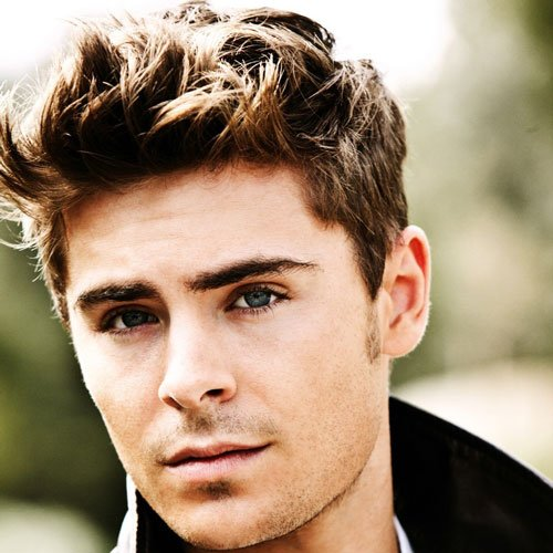 Zac Efron Hairstyles - Men's Hairstyles and Haircuts 2017