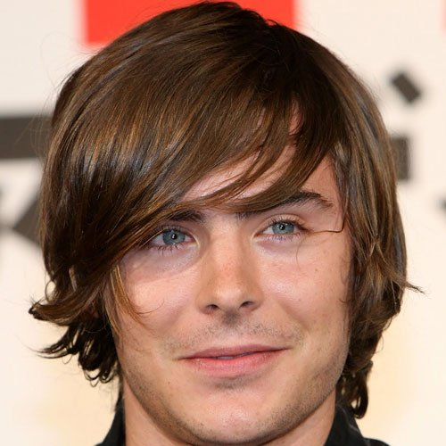Zac Efron Long Hair