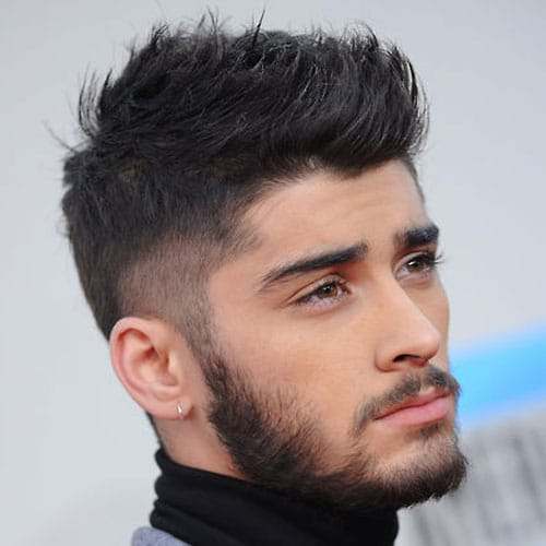 Zayn Malik Haircut Men S Hairstyles Haircuts 2019