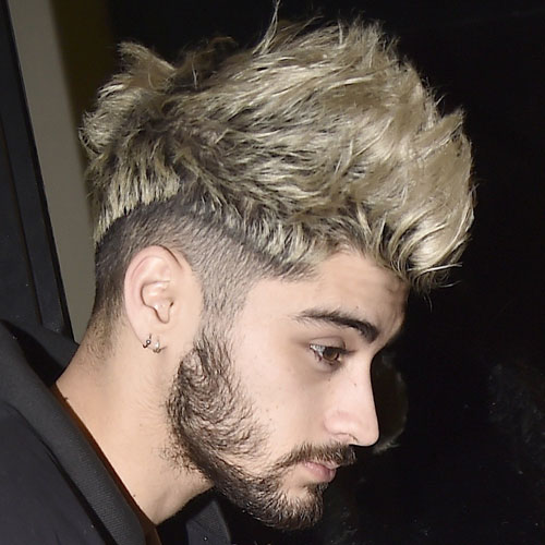 Zayn Malik Haircut | Men's Hairstyles + Haircuts 2017
