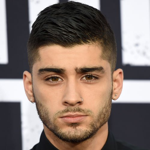 Zayn Malik Haircut - Men's Hairstyles and Haircuts 2017