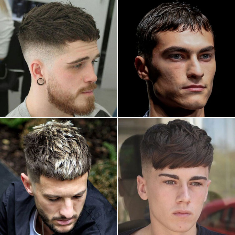 37 Best Caesar Haircuts For Men 2021 Styles