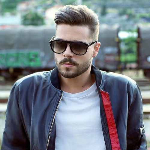 Men\'s Hairstyles For Oval Faces