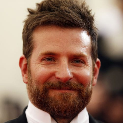 Bradley Cooper Short Hair - Bradley Cooper Haircut Men's Hairstyles + Haircuts 2017