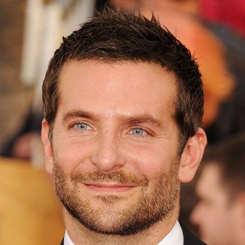 Bradley Cooper Short Hairstyles