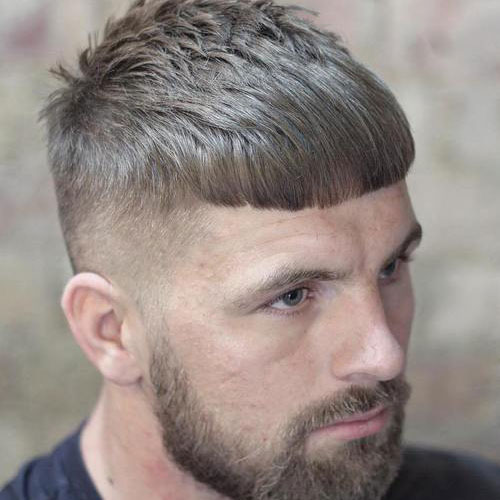 Caesar Haircut Styles Men S Hairstyles Haircuts 2017