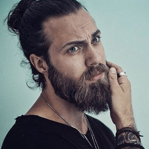 Cool Man Bun Hairstyles