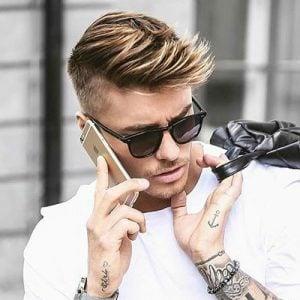 Top 25 Short Men's Hairstyles in 2017